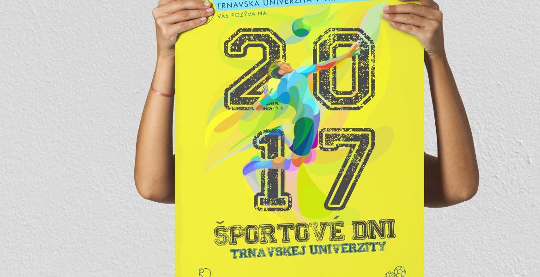 Sme partnerom Športových dní Trnavskej univerzity