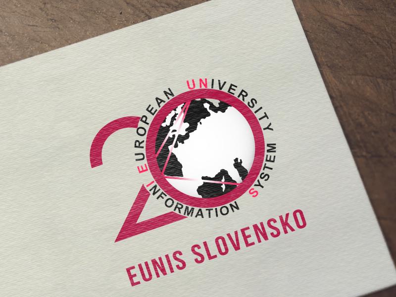 Logo k 20. výročiu vzniku organizácie